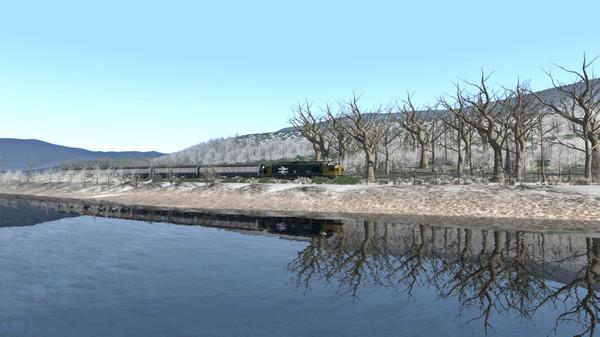 скриншот Train Simulator: The Kyle Line: Inverness - Kyle of Lochalsh Route Add-On 3