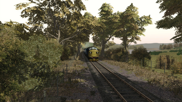 скриншот Train Simulator: The Kyle Line: Inverness - Kyle of Lochalsh Route Add-On 2