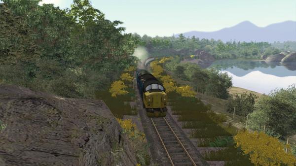 скриншот Train Simulator: The Kyle Line: Inverness - Kyle of Lochalsh Route Add-On 5