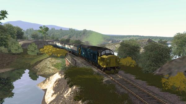 скриншот Train Simulator: The Kyle Line: Inverness - Kyle of Lochalsh Route Add-On 0