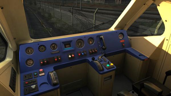скриншот Train Simulator: InterCity BR Class 370 'APT-P' Loco Add-On 3