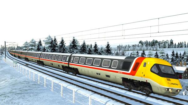 скриншот Train Simulator: InterCity BR Class 370 'APT-P' Loco Add-On 2