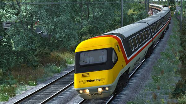 скриншот Train Simulator: InterCity BR Class 370 'APT-P' Loco Add-On 1
