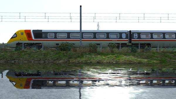 скриншот Train Simulator: InterCity BR Class 370 'APT-P' Loco Add-On 4