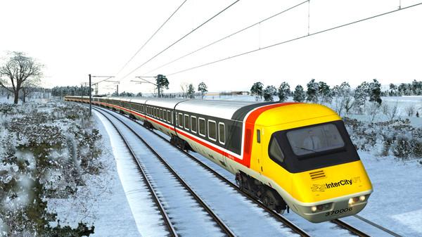 скриншот Train Simulator: InterCity BR Class 370 'APT-P' Loco Add-On 5