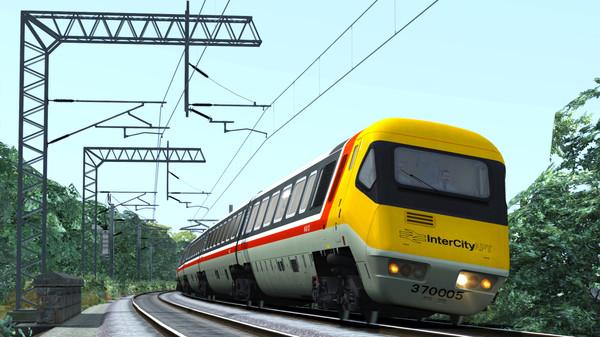 скриншот Train Simulator: InterCity BR Class 370 'APT-P' Loco Add-On 0