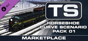 TS Marketplace: Horseshoe Curve Scenario Pack 01 Add-On