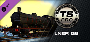 Train Simulator: LNER Raven Q6 Steam Loco Add-On