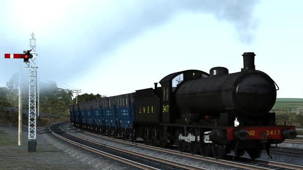 скриншот Train Simulator: LNER Raven Q6 Steam Loco Add-On 0