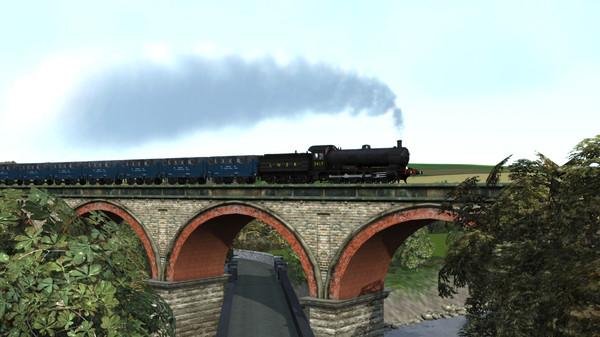 скриншот Train Simulator: LNER Raven Q6 Steam Loco Add-On 5