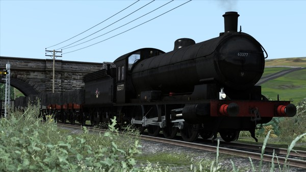скриншот Train Simulator: LNER Raven Q6 Steam Loco Add-On 3