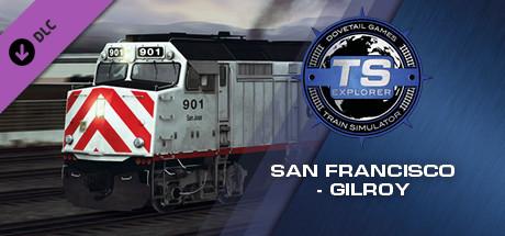 Train Simulator: Peninsula Corridor: San Francisco - Gilroy Route Add-On