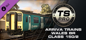 Train Simulator: Arriva Trains Wales Class 150/2 DMU Add-On