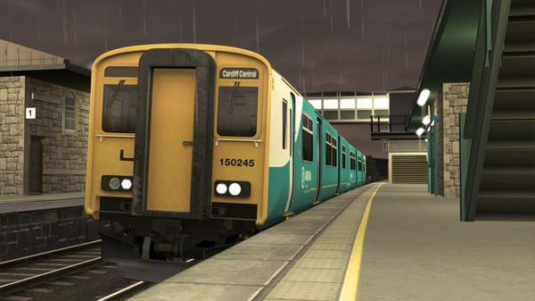 скриншот Train Simulator: Arriva Trains Wales Class 150/2 DMU Add-On 3