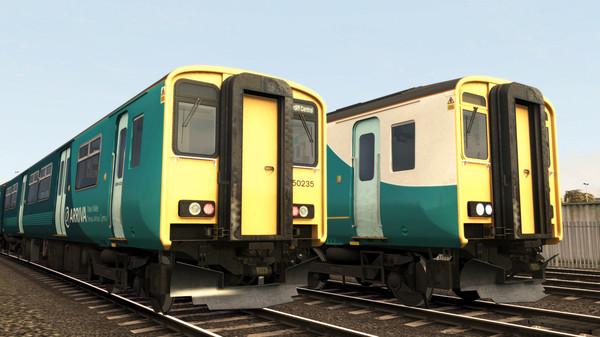 скриншот Train Simulator: Arriva Trains Wales Class 150/2 DMU Add-On 0