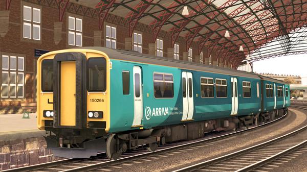 скриншот Train Simulator: Arriva Trains Wales Class 150/2 DMU Add-On 5