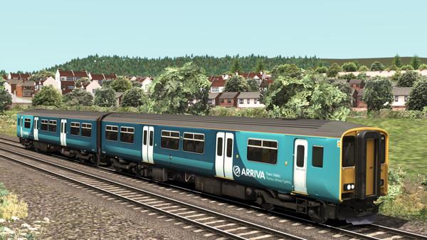 скриншот Train Simulator: Arriva Trains Wales Class 150/2 DMU Add-On 2