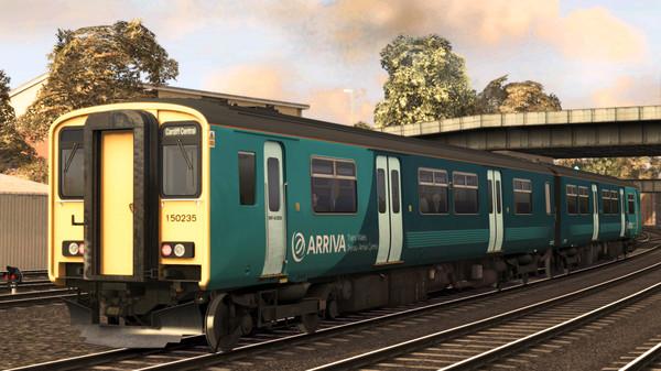 скриншот Train Simulator: Arriva Trains Wales Class 150/2 DMU Add-On 4