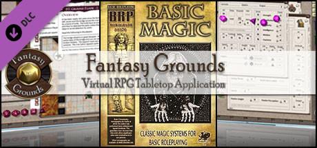 Fantasy Grounds - Basic Magic (BRP)