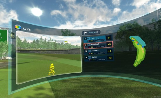 Everyday Golf VR Screenshot