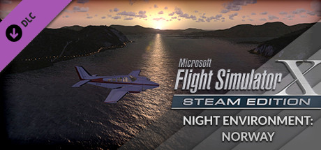 FSX Steam Edition - Night Environment: Norway Add-On