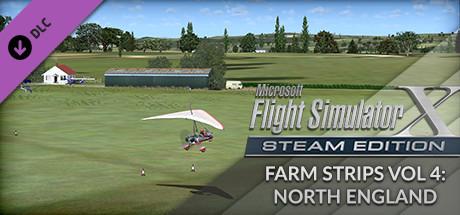 FSX Steam Edition: Farm Strips Vol 4: North England Add-On