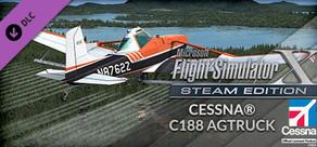 FSX Steam Edition: Cessna® C188 AgTruck Add-On