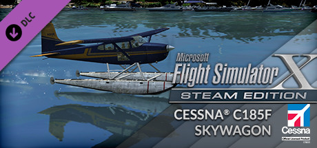 FSX: Steam Edition - Cessna® C185F Skywagon Add-On on Steam