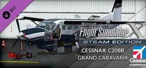 FSX Steam Edition: Cessna® C208B Grand Caravan® Add-On