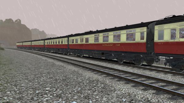 скриншот TS Marketplace: Maunsell 59ft Low Window Corridor Coach Pack Crimson Cream 1
