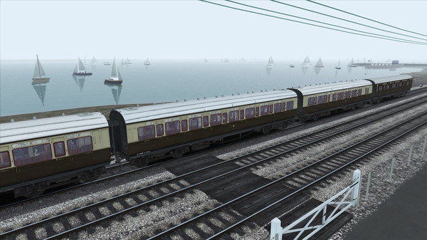 скриншот TS Marketplace: GWR Churchward Panelled Toplights Pack 03 Add-On 3