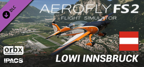 Aerofly FS 2 - Orbx - Innsbruck Airport