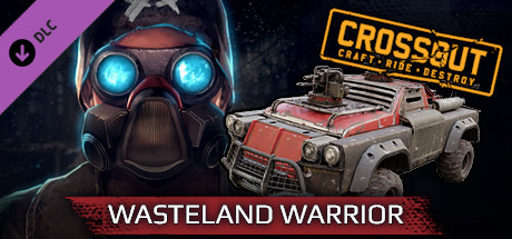 Crossout - Wasteland Warrior pack