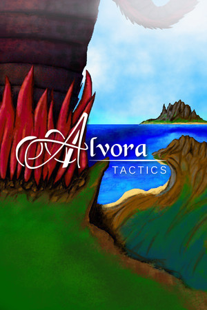 Alvora Tactics poster image on Steam Backlog
