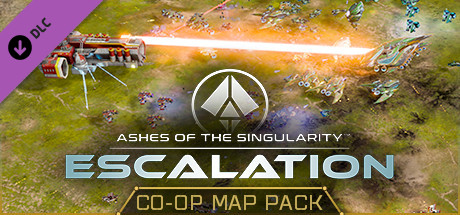 Ashes of the Singularity: Escalation - Co-Op Map Pack
