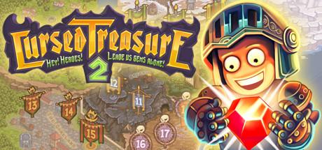 Cursed Treasure 2 cover art