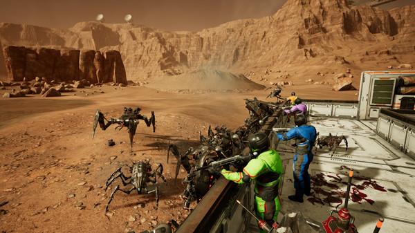 MEMORIES OF MARS 23