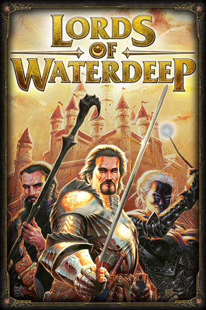 D&D Lords of Waterdeep poster image on Steam Backlog