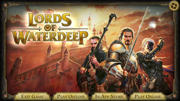D&D Lords of Waterdeep 0