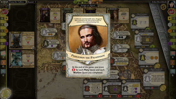 D&D Lords of Waterdeep 6