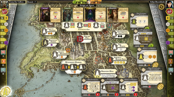 D&D Lords of Waterdeep 7