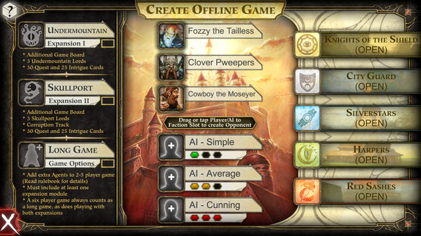 D&D Lords of Waterdeep 4