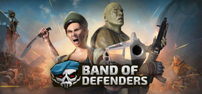 Band of Defenders cover art