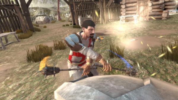 DEUS VULT | online Knight fighting