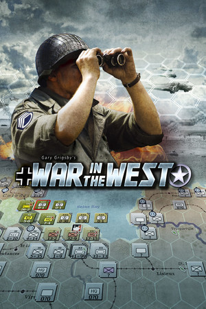 Gary Grigsby's War in the West poster image on Steam Backlog