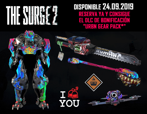 Deck13, Focus Home Interactive, The Surge 2