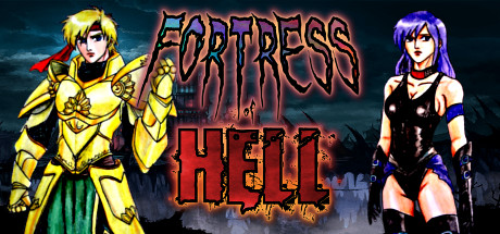 Game Banner Fortress of Hell