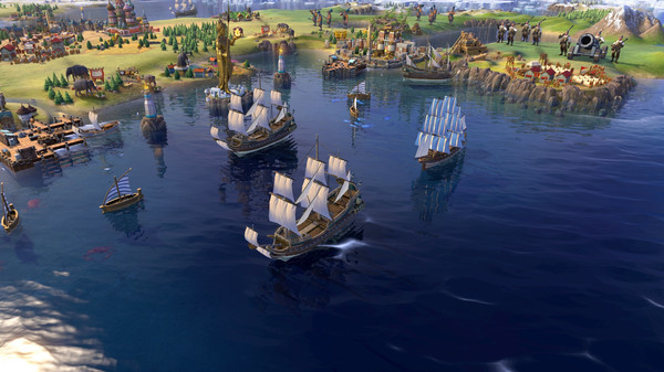 Download Sid Meier's Civilization® VI: Rise and Fall Torrent