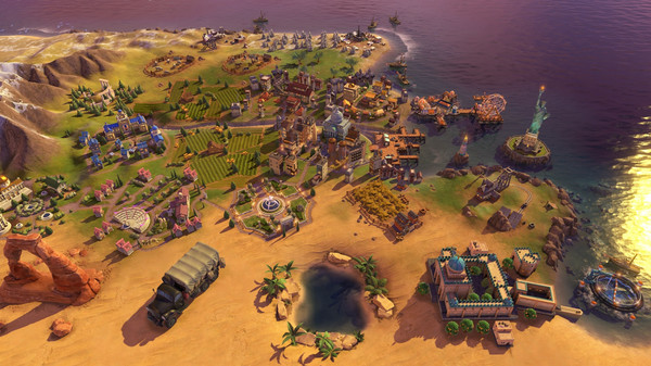 Download Sid Meier's Civilization® VI: Rise and Fall Free download