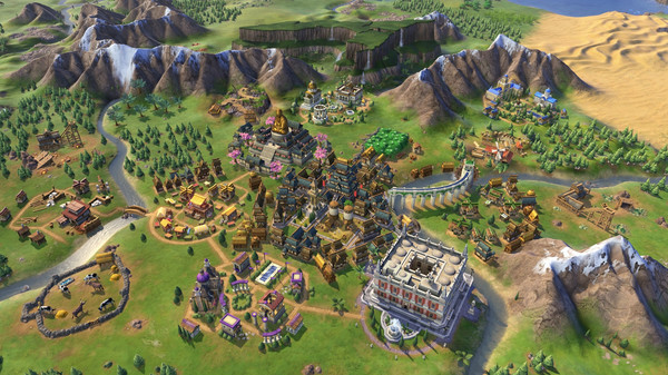 Sid Meier's Civilization® VI: Rise and Fall download